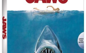 Jaws Blu Ray diving movie