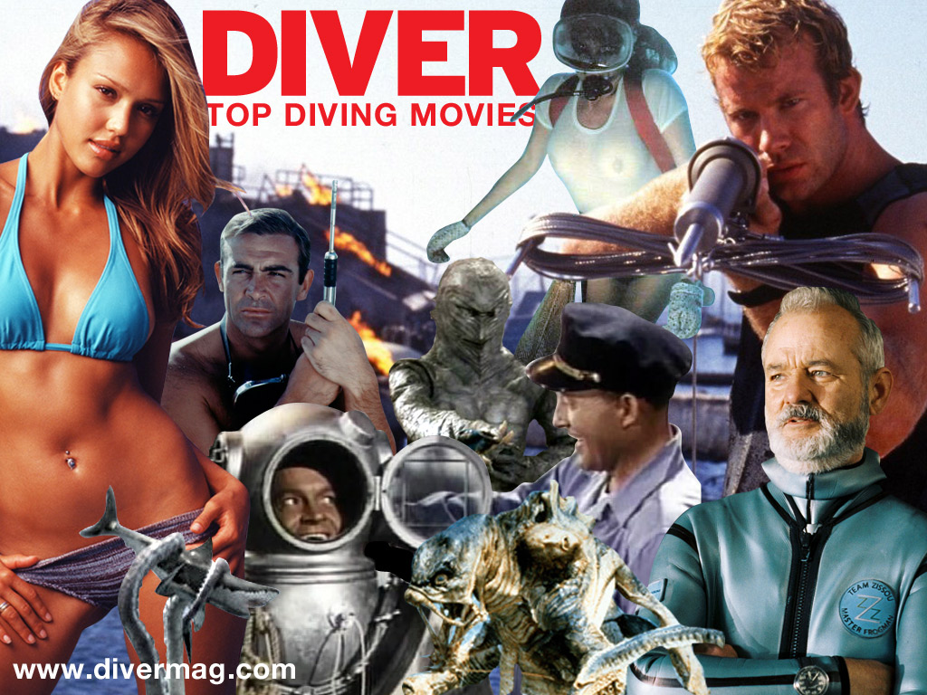 The best diving movies of all time - DIVER magazine