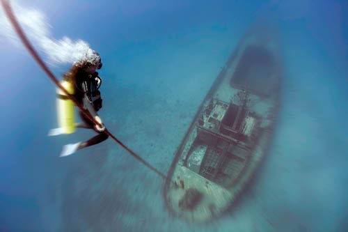 Fear: Diving phobias | DIVER magazine
