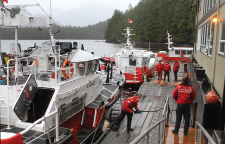 Photo: Canadian Coast Guard