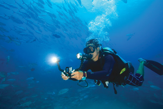 GoPro Tips for Better Underwater Video | DIVER magazine