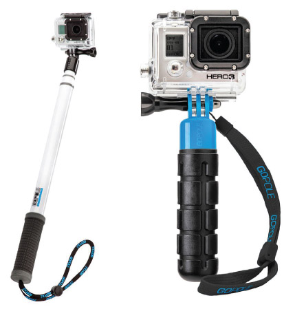 GoPro handle