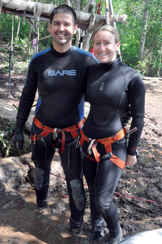 Dave and Becky in holtun maya uw1 Large